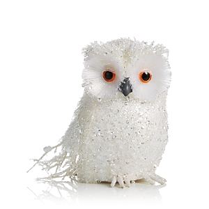 Bloomingdale\\\'s Glitter Owl Figurine - 100% Exclusive-Home