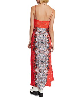 Free People - Morning Song Printed Maxi Dress
