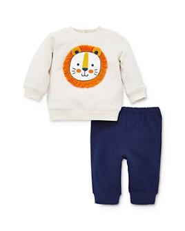 Little Me - Boys' Lion Sweatshirt & Pants Set - Baby