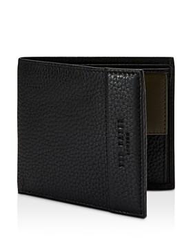 Ted Baker - Carabas Leather Bifold Wallet