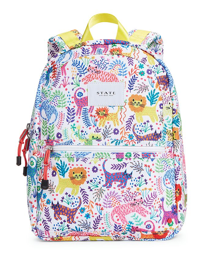 STATE - Girls' Jungle Cats Backpack
