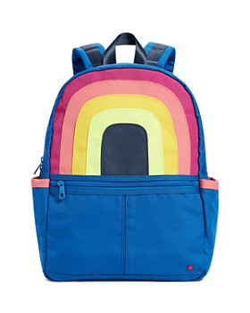 STATE - Girls' Rainbow Color-Block Backpack
