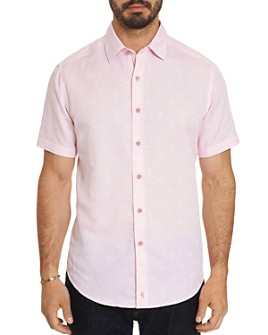 Robert Graham - Skull Classic Fit Short-Sleeve Shirt