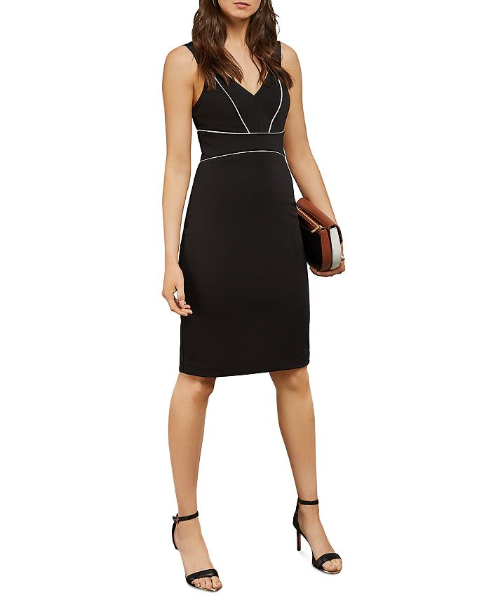 Ted Baker - Trixxie Piped Sheath Dress