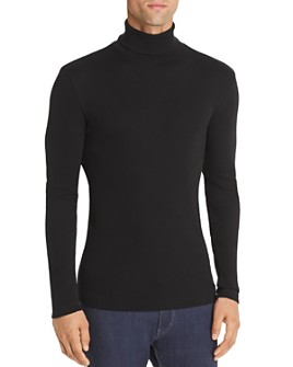 BOSS - Tenore Ribbed Turtleneck Sweater