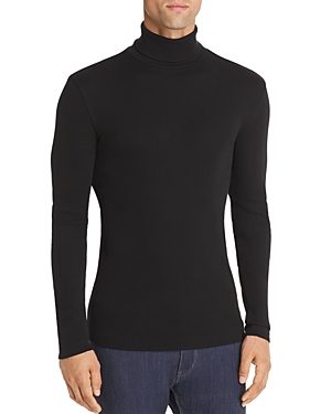 Boss Sweaters TENORE RIBBED TURTLENECK SWEATER