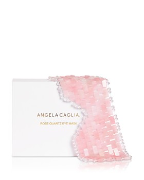 Angela Caglia - Rose Quartz Eye Mask
