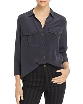 Rails - Rhett Silk Shirt