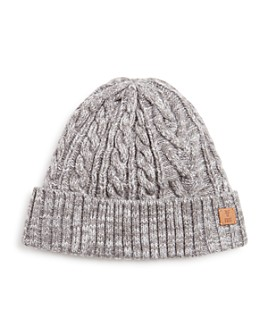 Frye - Cable-Knit Cuff Hat