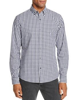 Michael Kors - Gingham Slim Fit Dress Shirt
