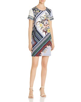 Tory Burch - Printed Tee Dress