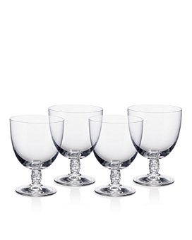 Villeroy & Boch - Montauk Aqua Red Wine Glasses, Set of 4
