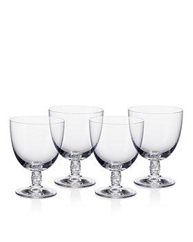Villeroy & Boch - Montauk Aqua Red Wine Glasses, Set of 4