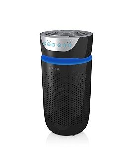 HoMedics - TotalClean 5-in-I Tower Air Purifier, Small