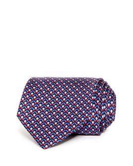Salvatore Ferragamo - Golf Ball Tee Classic Silk Tie