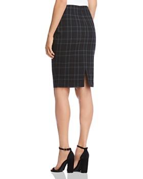 Bailey 44 - Alex Plaid Pencil Skirt