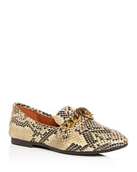 Kurt Geiger - Women's Chelsea Apron-Toe Loafers