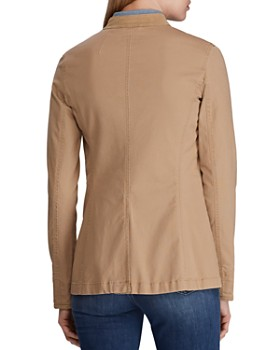 Ralph Lauren - Cotton Stretch Military Jacket