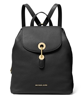 MICHAEL Michael Kors - Raven Medium Leather Backpack