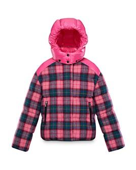 Moncler - Girls' Plaid Chouette Jacket - Big Kid