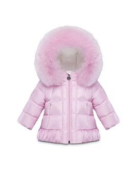 Moncler - Unisex Fur-Trimmed Puffer Coat - Baby, Little Kid