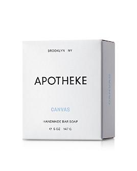 APOTHEKE - Canvas Bar Soap, 5 oz.