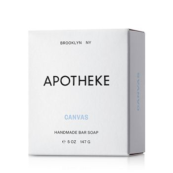 APOTHEKE - Canvas Bar Soap, 5 oz.