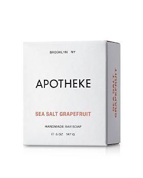 APOTHEKE - Sea Salt Grapefruit Bar Soap, 5 oz.