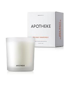 APOTHEKE - Sea Salt Grapefruit Candle, 11 oz.
