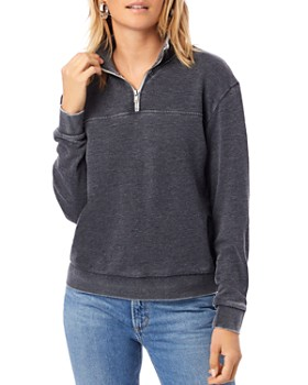 ALTERNATIVE - Quarter-Zip Sweatshirt