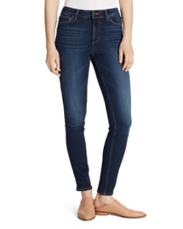 Ella Moss - High-Rise Skinny Jeans in Willa