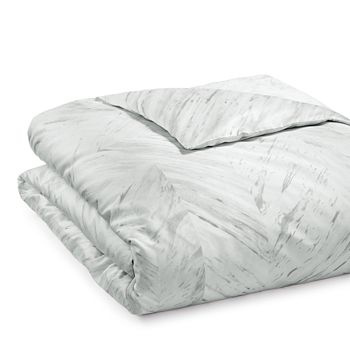 Hudson Park Collection - Marble Frame Duvet Cover, Full/Queen - 100% Exclusive