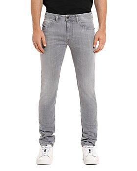 Diesel - Thommer Slim Fit Jeans in Gray