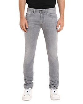 Diesel - Thommer Slim Fit Jeans in Gray