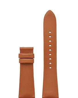 Michael Kors - Bradshaw Leather Smartwatch Strap, 22mm
