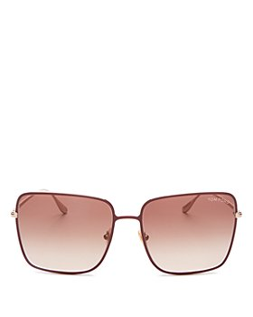 Tom Ford - Women's Heather Square Sunglasses, 60mm