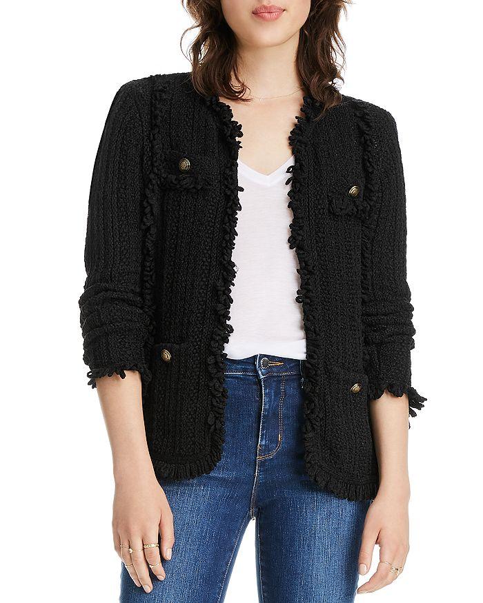 Lini Zoe Knit Jacket - 100% Exclusive In Black