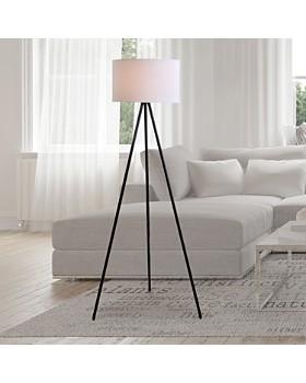 """Cresswell - Hayden 61"""" Tripod Floor Lamp"""
