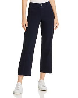 HUE - Denim Culotte Pants