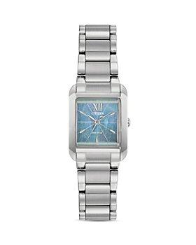 Citizen - Bianca Light Blue Mother-of-Pearl Dial Watch, 22mm x 28mm