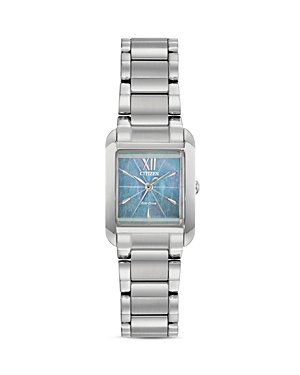 Bianca Light Blue Mother-of-Pearl Dial Watch