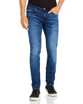 HUGO - Skinny Fit Jeans in Navy