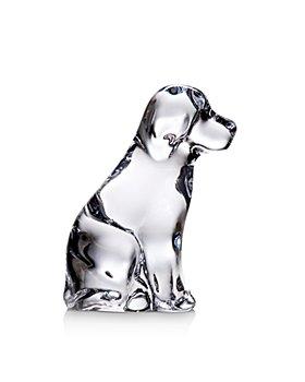 Simon Pearce - Dog Figurine