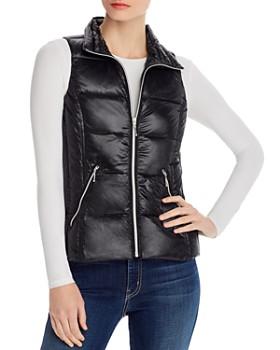Fillmore - Short Down Puffer Vest