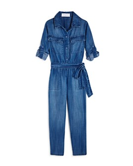 Bella Dahl - Girls' Utility Jumpsuit - Little Kid, Big Kid