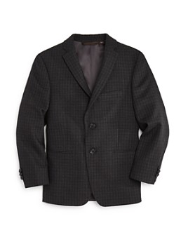 Michael Kors - Boys' Plaid Sport Coat - Big Kid