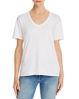 AG - Henson Scoop-Neck Tee