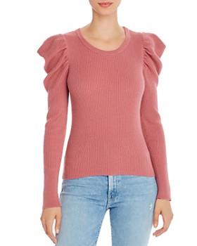 Splendid - Allston Puff-Sleeve Sweater