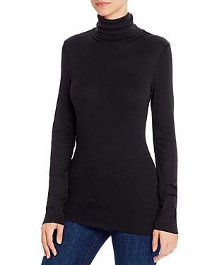 Splendid 1x1 Turtleneck Top-Women
