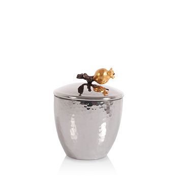 Michael Aram - Pomegranate Sugar Pot & Spoon Set